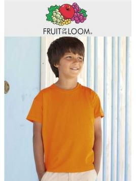 Fruit Kids Valueweight T