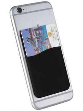 Silikonowy portfel na karty kredytowe
